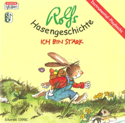 Rolfs Hasengeschichte (Playback-CD)