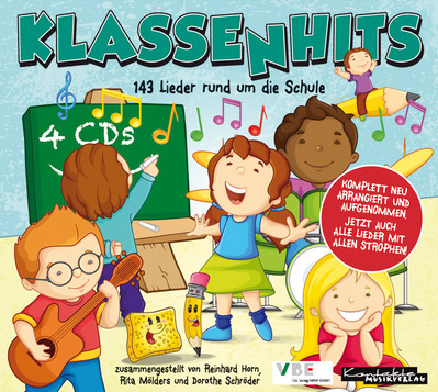 KlassenHits - Das Original (CD-Box)