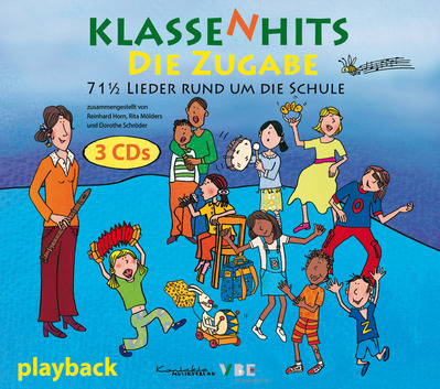 KlassenHits - Die Zugabe (Playbacks)