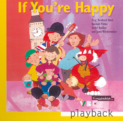 If You're Happy (Playbacks)