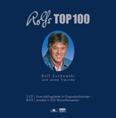 Rolfs Top 100 (5 CD-Box)