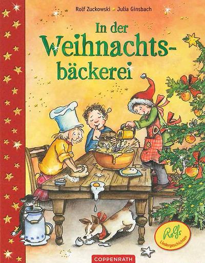 In der Weihnachtsbäckerei (Bilderbuch) | Schülermusicals
