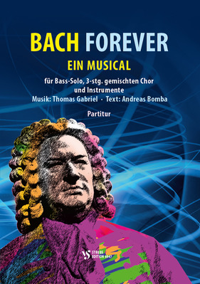Bach forever (Partitur)