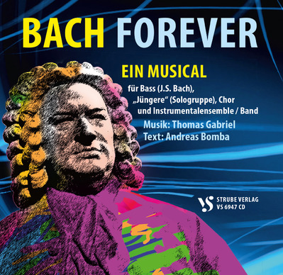 Bach forever (Original-CD)