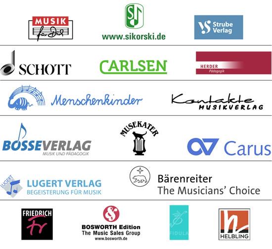 Schülermusicals Verlage